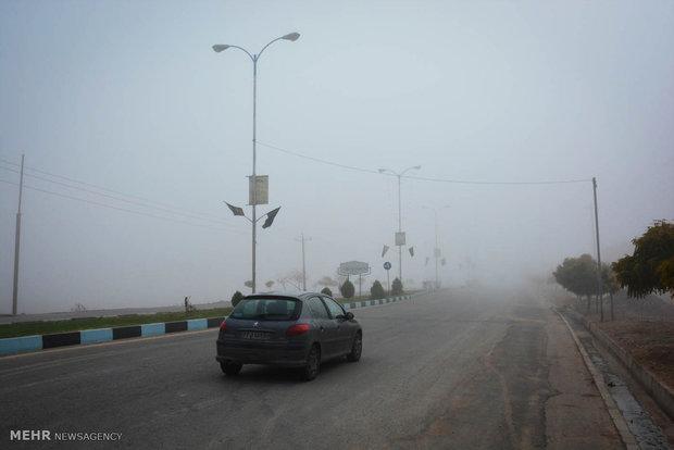 پیش بینی مه رقیق صبحگاهی در شهرهای ساحلی خوزستان