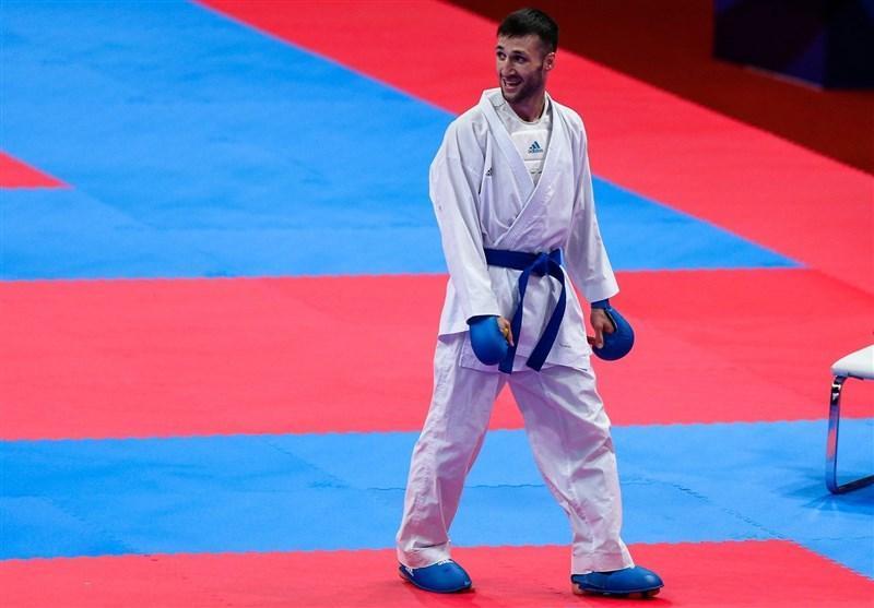 کاراته قهرمانی دنیا، غافلگیری بزرگ در تاتامی مادرید با حذف امیر مهدی زاده
